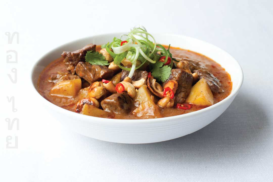 Massaman Curry With Beef Thai Gold
